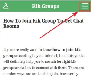 kik chat rooms online